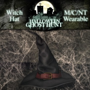 Witch Hat - 1000 points