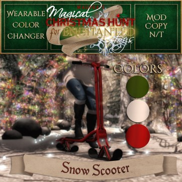 Snow Scooter (1)