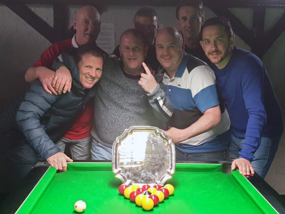 Well done to the Eight Farmers for winning the 2019 Plate KO