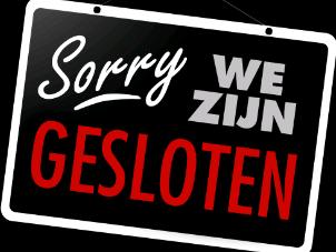 Vrijdag 27 april zijn wij gesloten