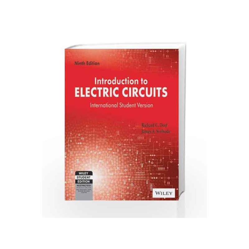 Introduction To Electric Circuits By James A Svoboda American Book