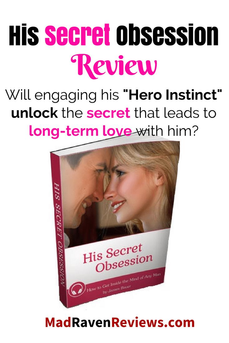his secret obsession reviews james bauer