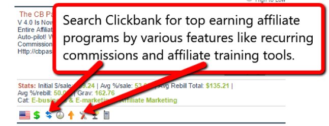 top earning affiliate programs