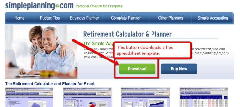 Retirement preparation checklist free pdf with for Simple planning com