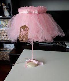 lámpara ballet