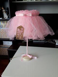 Lámpara Infantil inspirada en el Ballet