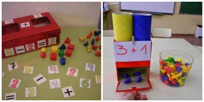 Juegos para aprender matemáticas 1