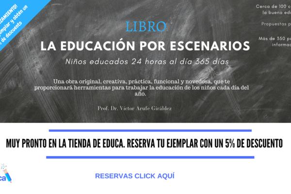 La Educación por escenarios; Entrevista al Profesor Víctor Arufe