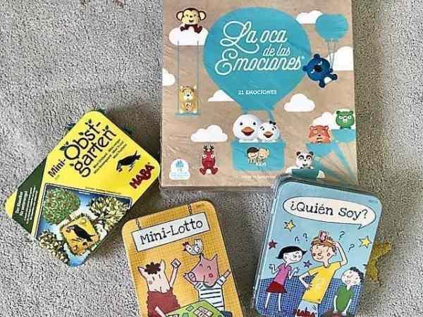 ¿A qué jugamos este verano? 4 juegos educativos de mesa para niños