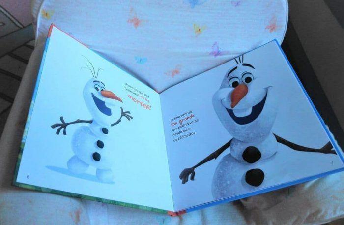 Reseña: La sonrisa de Olaf 1