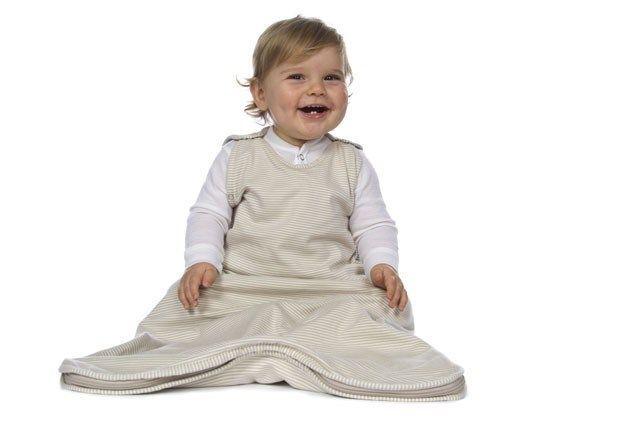 saco de bebe con cremallera