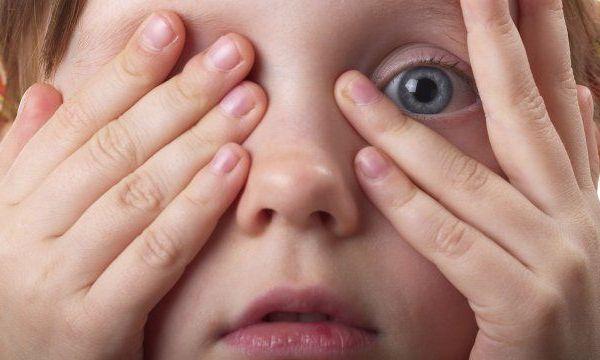 El miedo y las fobias en niños de 2 a 3 años