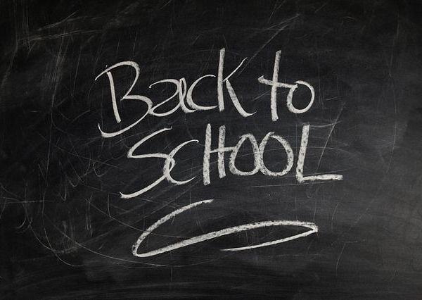 Primera semana de colegio