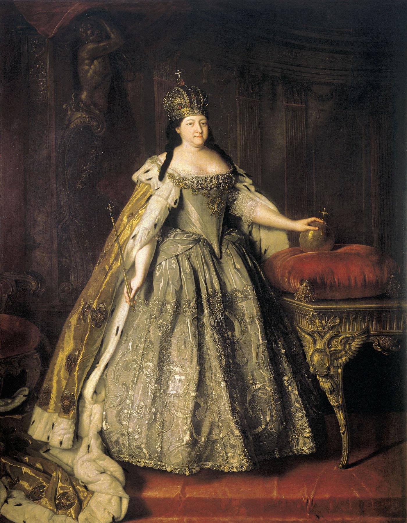 Anna I di Russia