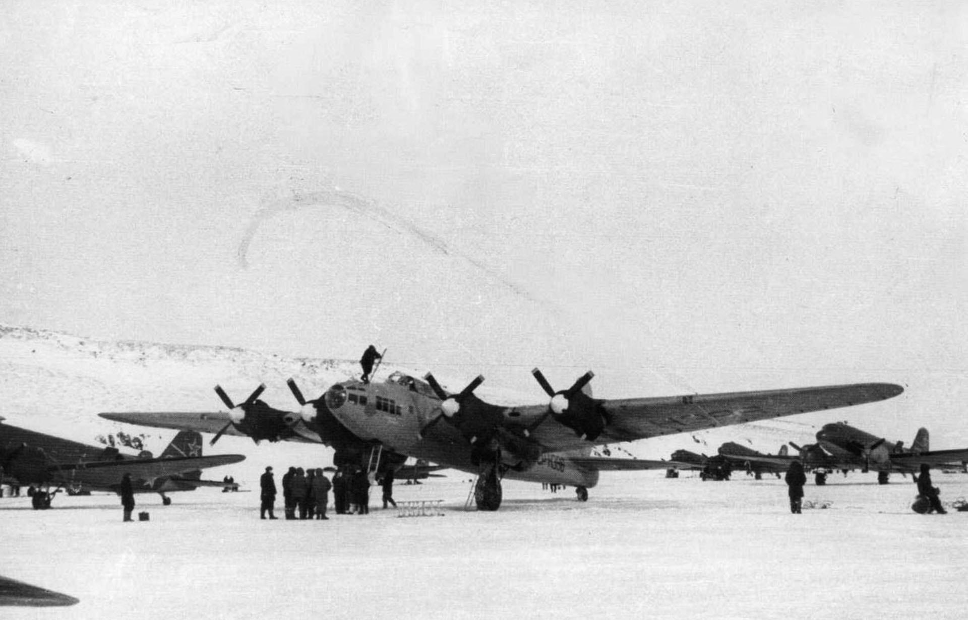 81° Divisione Bombardieri a Lungo Raggio