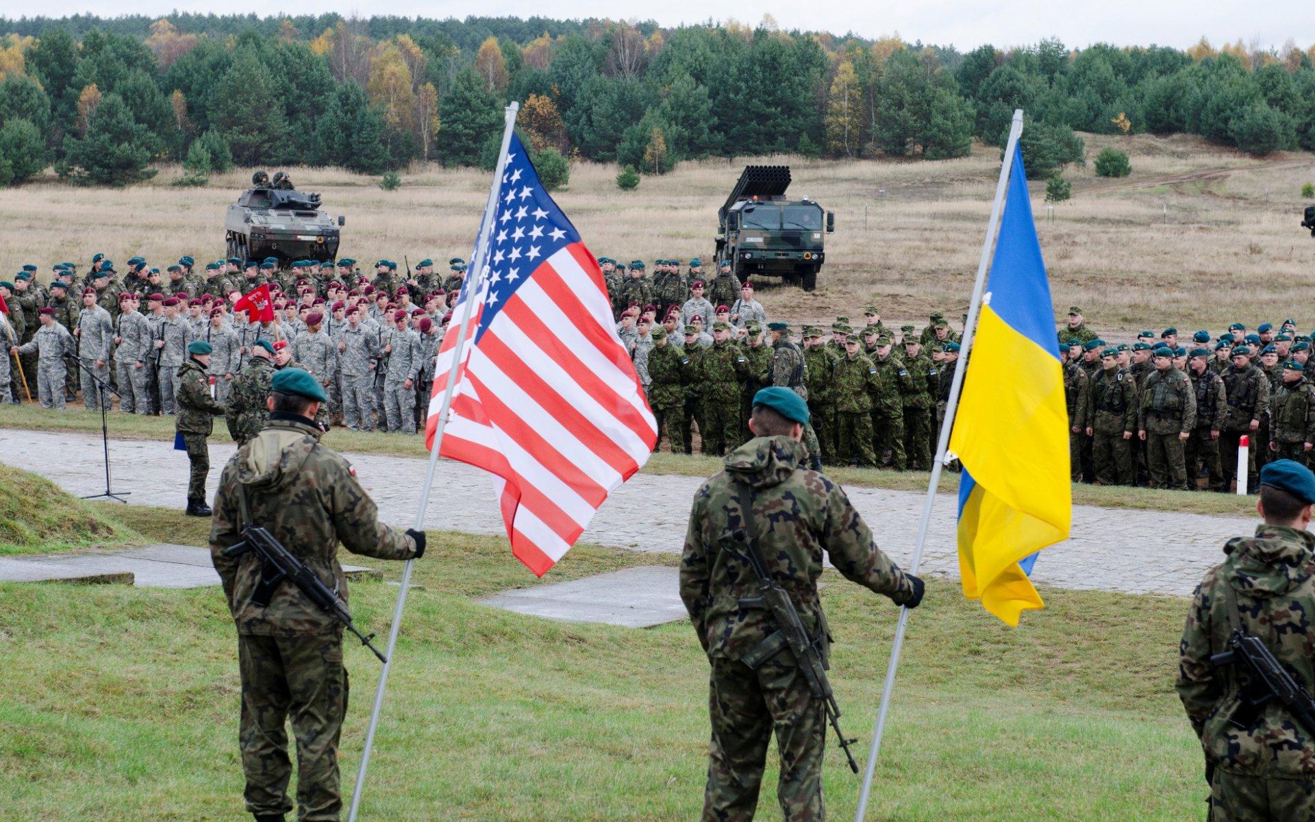 Soldi, armi e mercenari per realizzare il progetto statunitense in Ucraina
