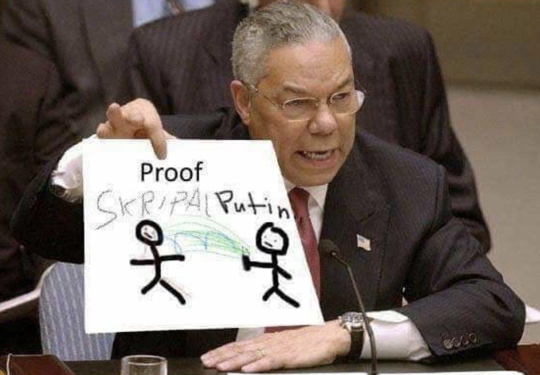Fattori geopolitici nella messa in scena del caso Skripal