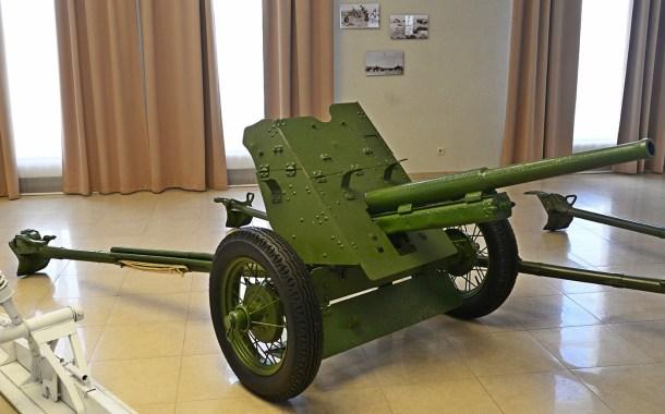 Cannone anticarro da 45 mm 53-K del modello 1937