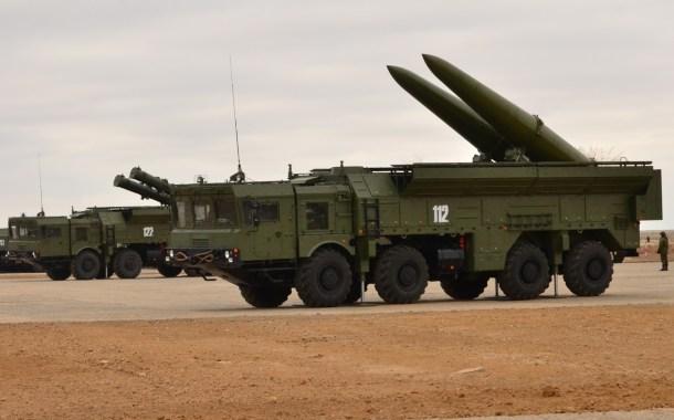 Sistema missilistico tattico 9K720 Iskander