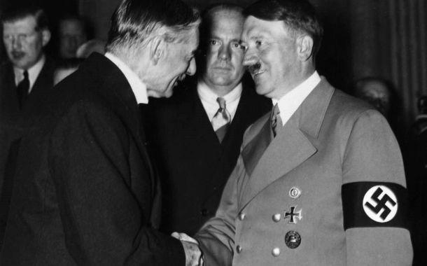 Accordo di Monaco e la strategia franco-britannica contro l'Unione Sovietica