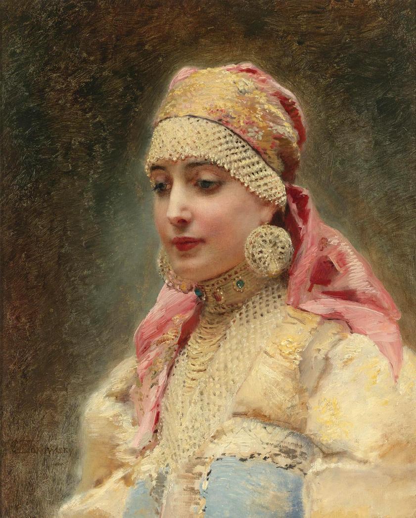 Agaf'ja Semënovna Grušeckaja