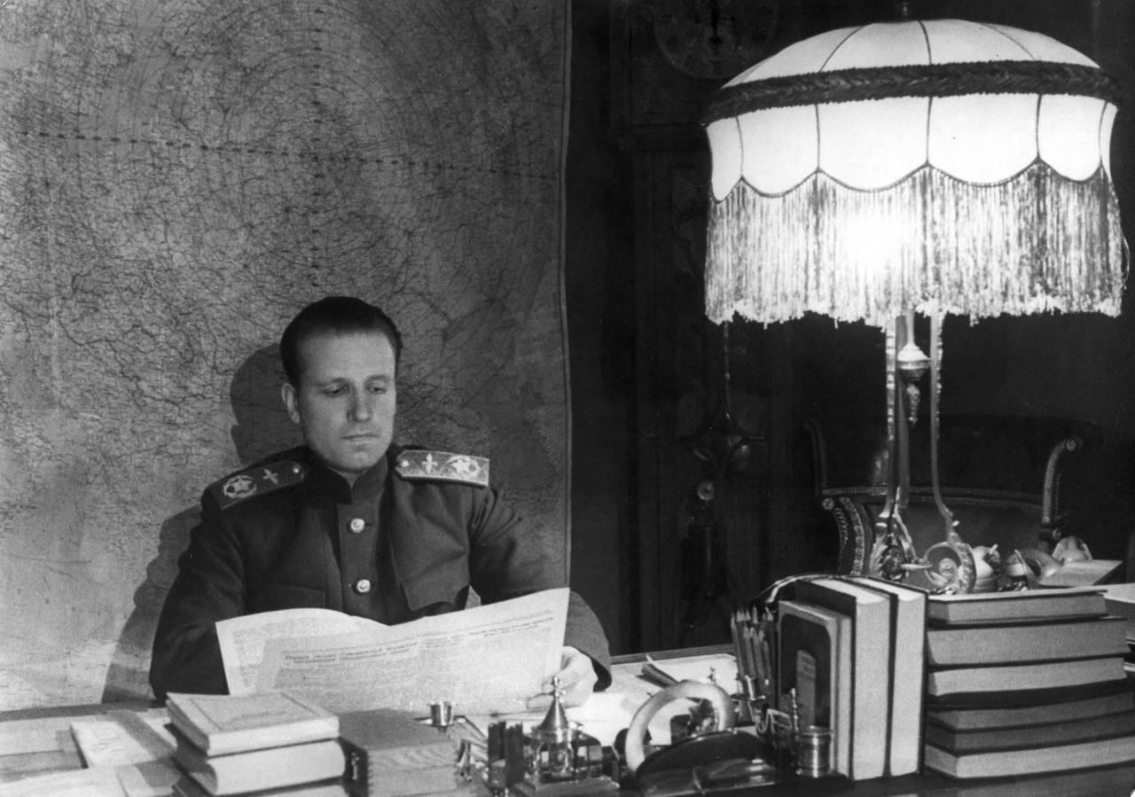 Il più giovane maresciallo nella storia dell'Armata Rossa Aleksandr Evgenievič Golovanov