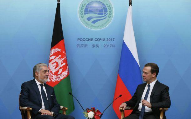 Le relazioni russo-afgane