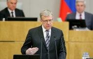 Kudrin, il Presidente della Camera dei Conti della Federazione Russa