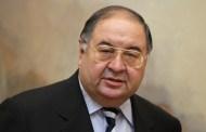 L'imprenditore Alisher Burkanovič Usmanov