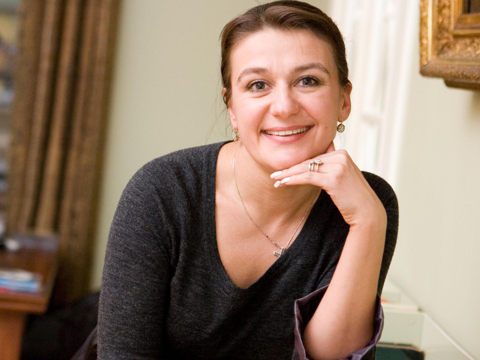 L'attrice russa Anastasija Rjurikovna Melnikova