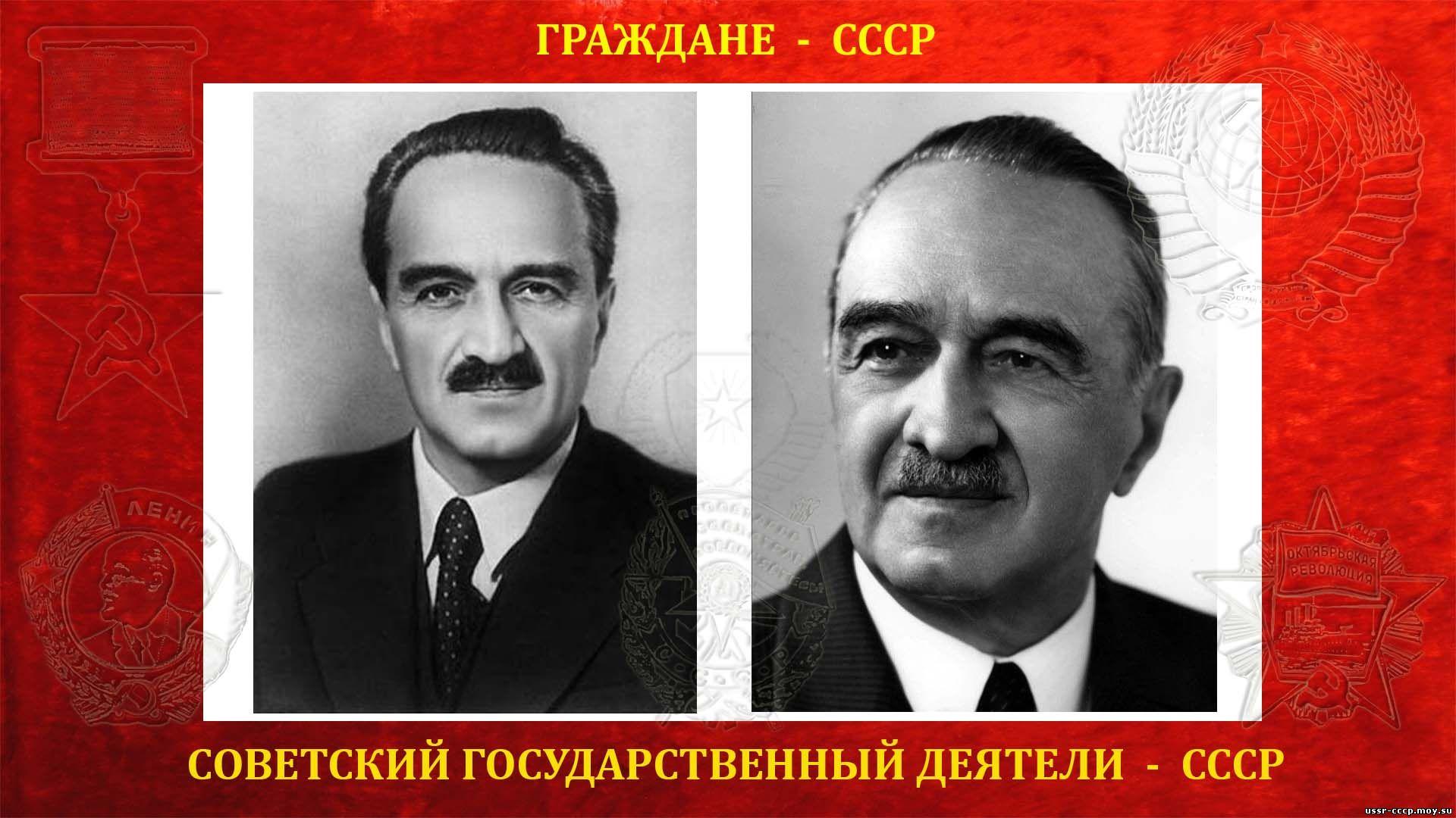 Anastas Ivanovič Mikojan, il creatore della cucina sovietica