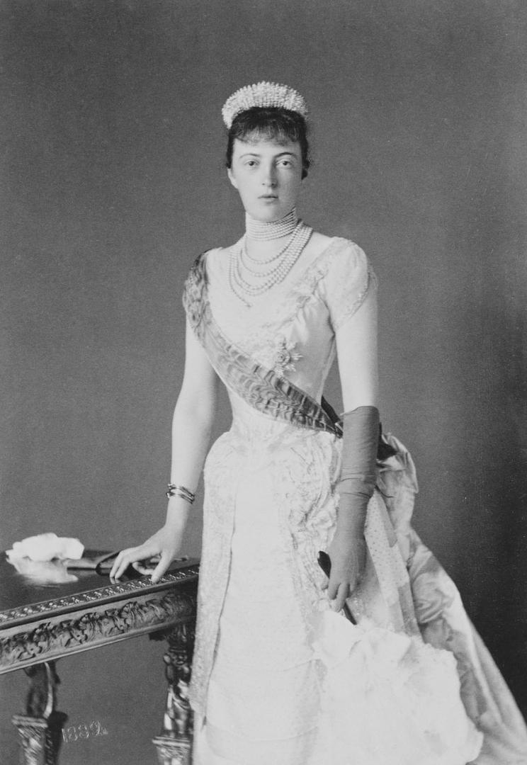 Granduchessa Anastasija Michajlovna