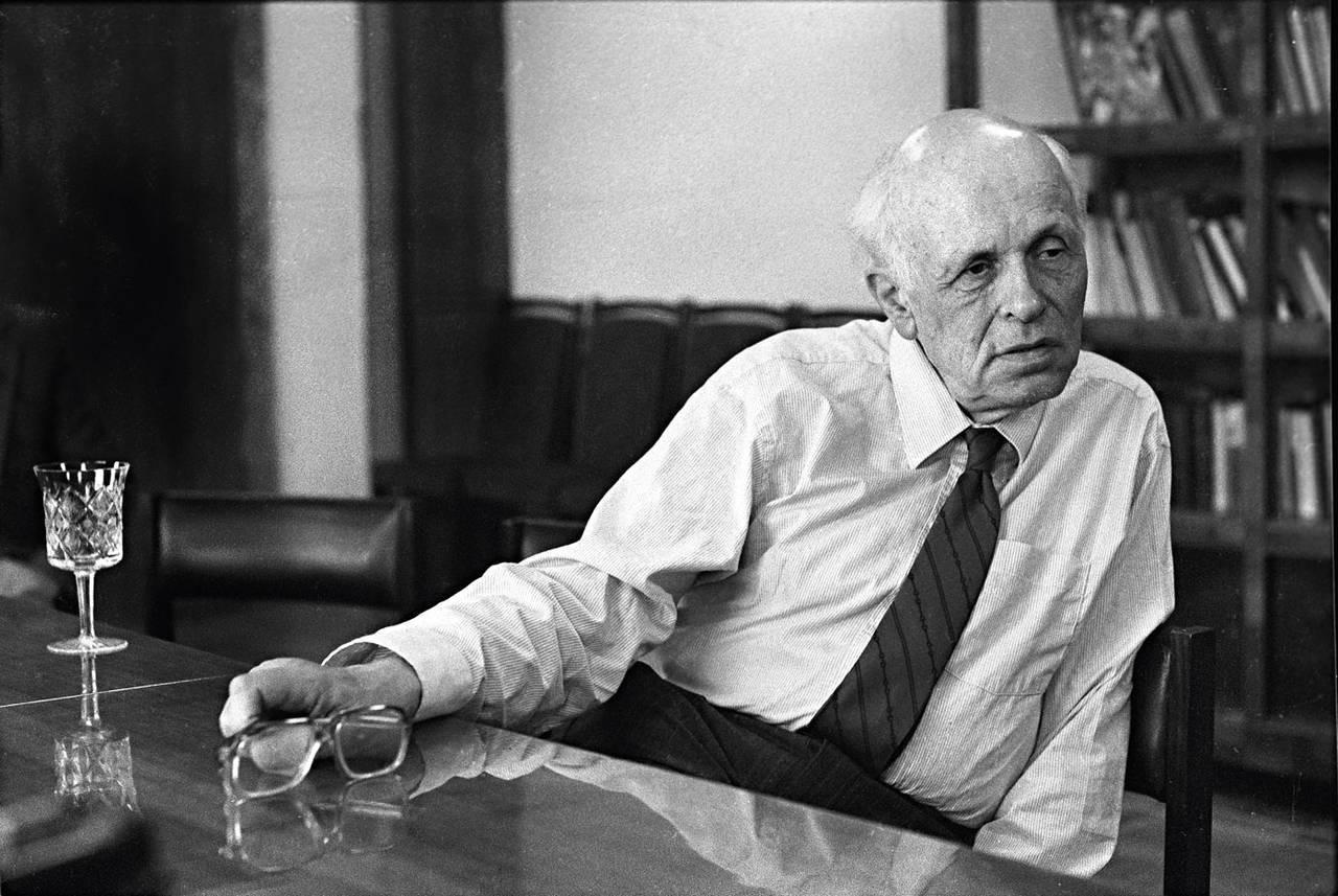 Il traditore Sacharov
