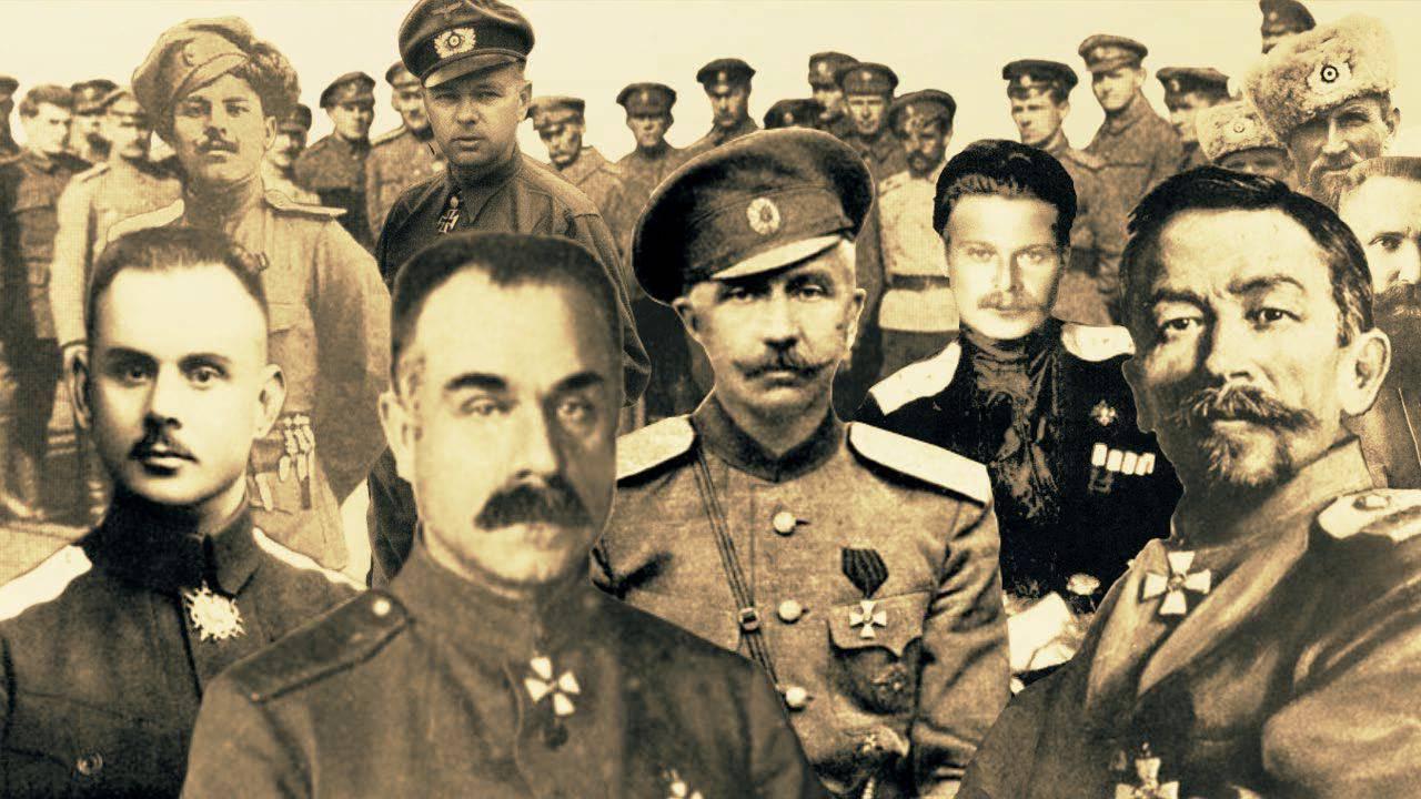 Movimento Bianco e Armata Bianca