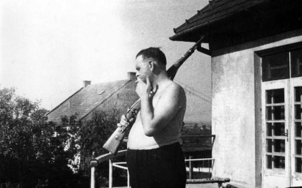 Amon Göth, il vile comandante del campo di concentramento di Plaszow