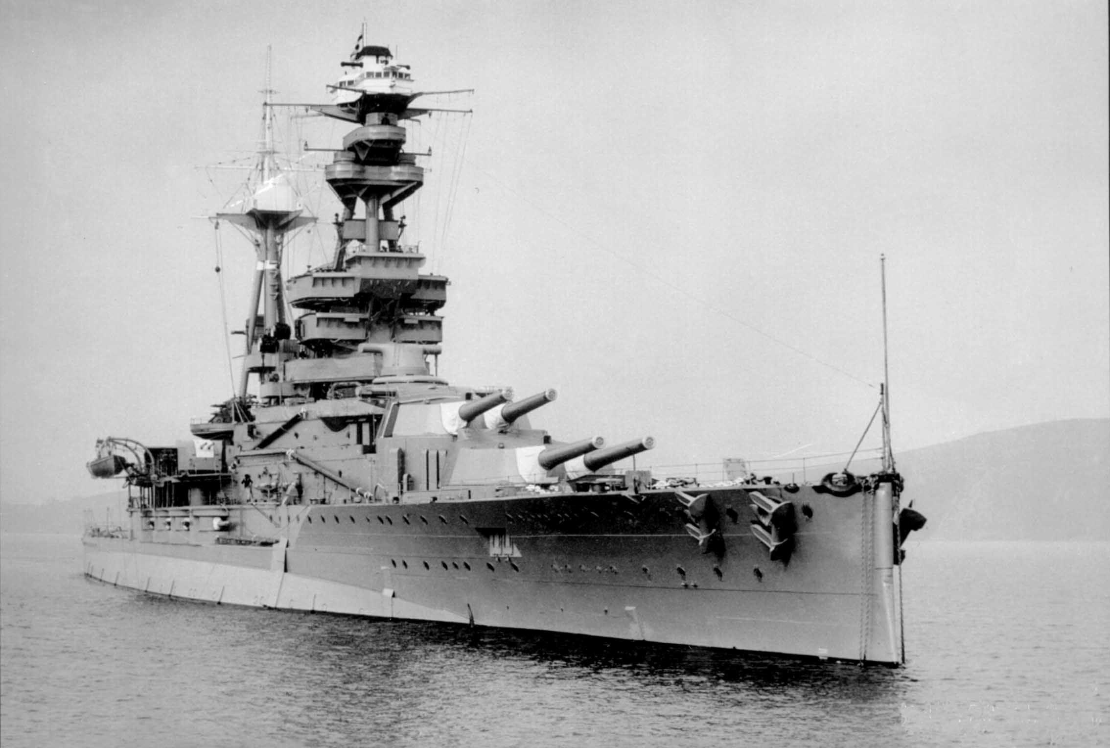 Attacco tedesco a Scapa Flow: vendetta e strategia