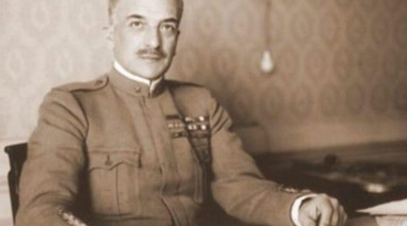 Il generale Armando Diaz