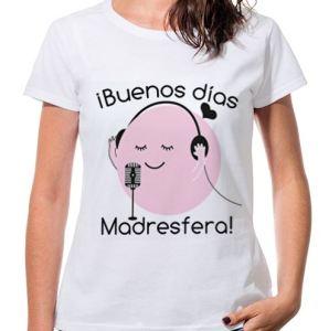 camiseta mujer podcast