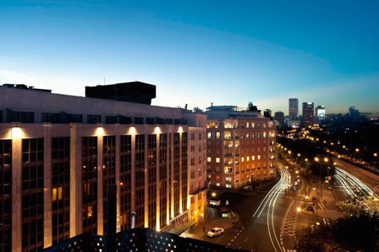 Crtica Hotel Miguel ngel Madrid Espaa