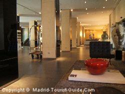 Crtica Hotel Cuzco Madrid Espaa