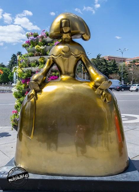 """""""Gold mirror"""" Antonio Azzato"""
