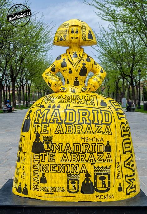 """""""Madrid te abraza"""" Antonio Azzato"""
