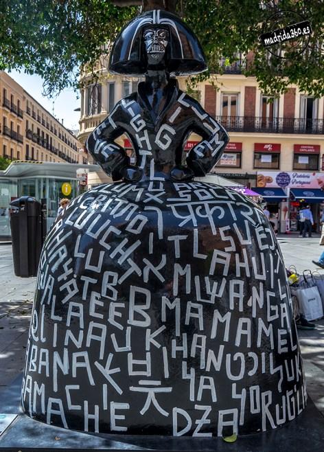 """""""Menina VADER"""" Jordi Mollá"""