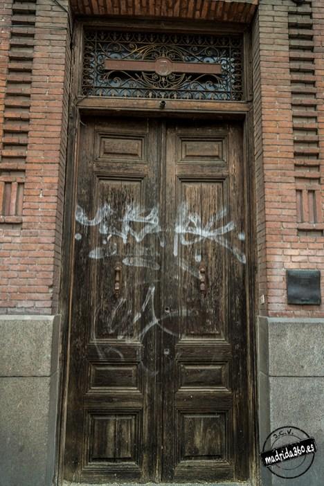 Puerta del Palacete