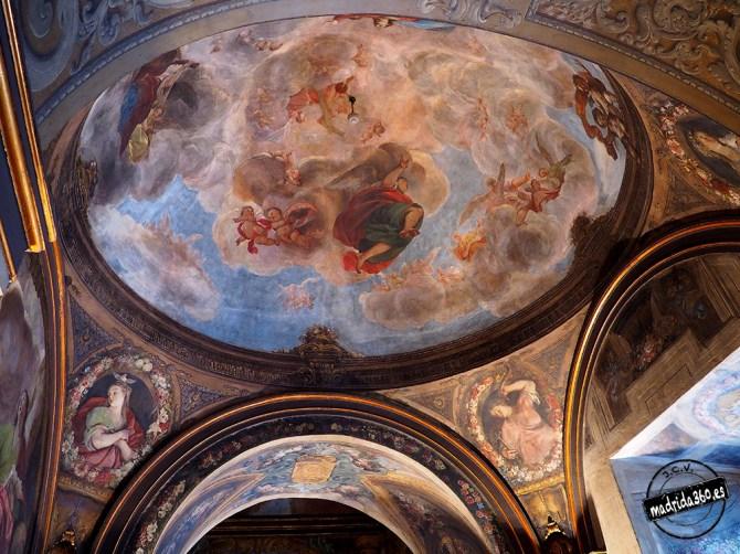 Bóveda del Oratorio
