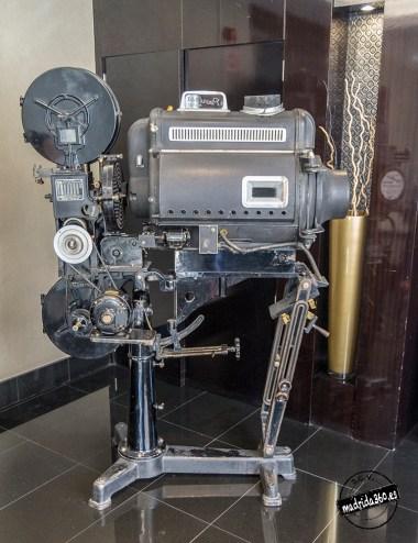 Proyector de cine original
