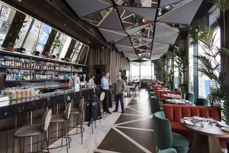 Ginkgo Sky Bar La terraza ms espectacular del 2018 en