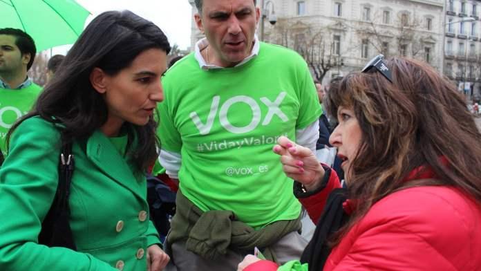 """Rocío Monasterio: """"En VOX no existe el miedo"""" 1"""