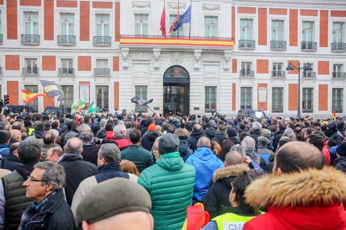 """La Comunidad de Madrid rechaza la propuesta """"aún más radical"""" del taxi que pretende la eliminación de las VTC 1"""