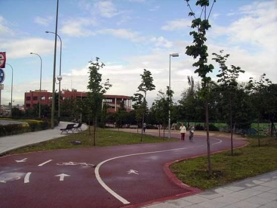 Un paseo por el carril bici de Madrid Nuevo Norte 2